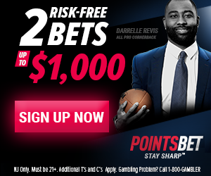 Points Bet Logo