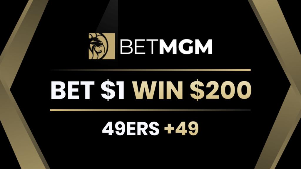 betMGM bonus offer banner