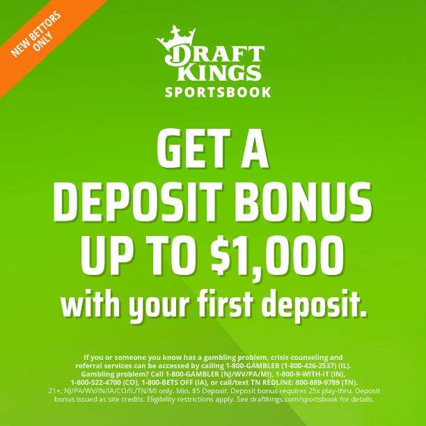 DraftKings Bonus offer