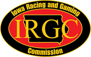 Iowa Racing and Gaming Commission logo