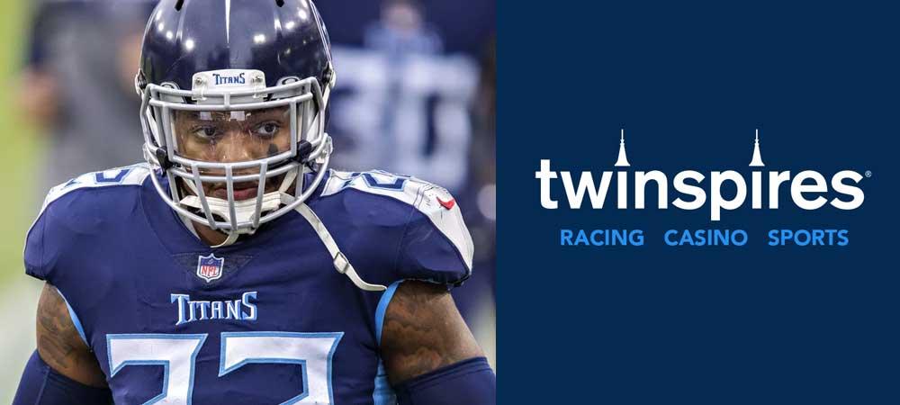Twinspires banner logo